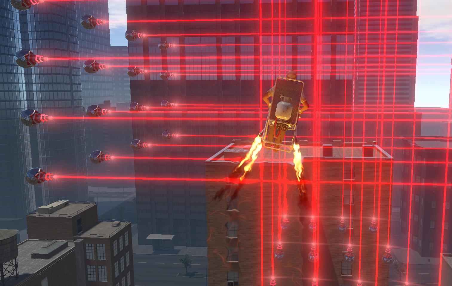 Laser Matrix