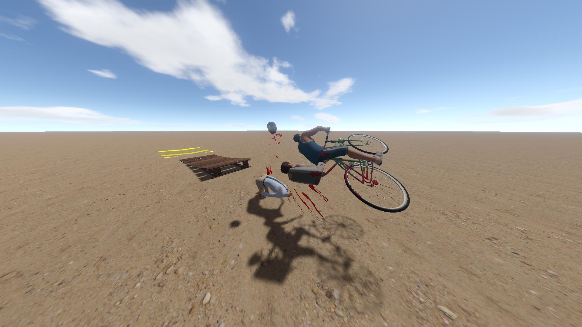 Bicicyle Beheading