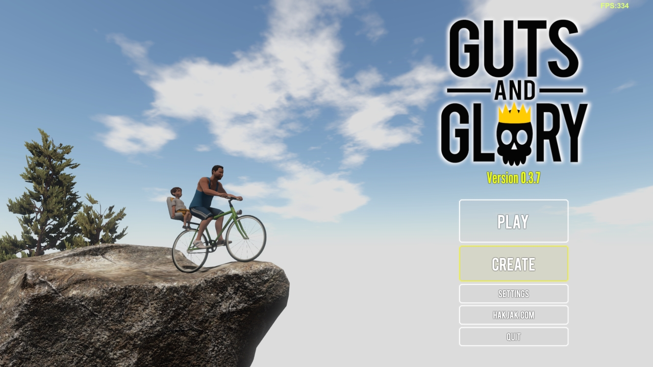 GnG MainMenu workshop beta