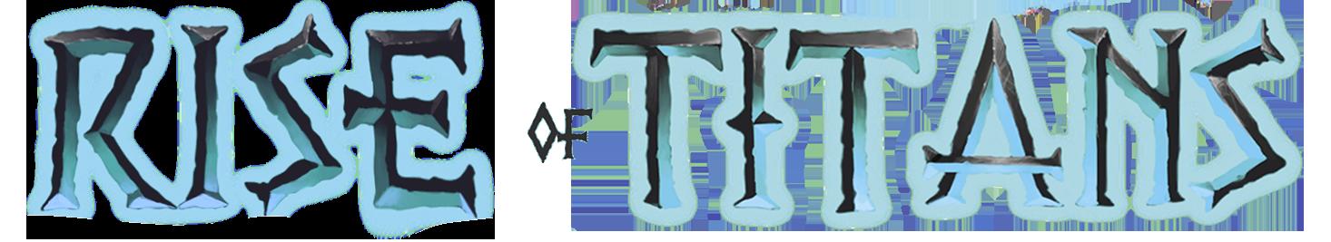 Rise of titans recto