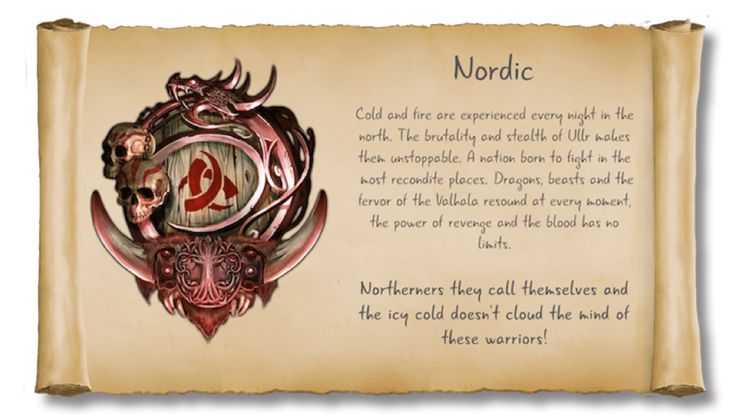 factions nordic