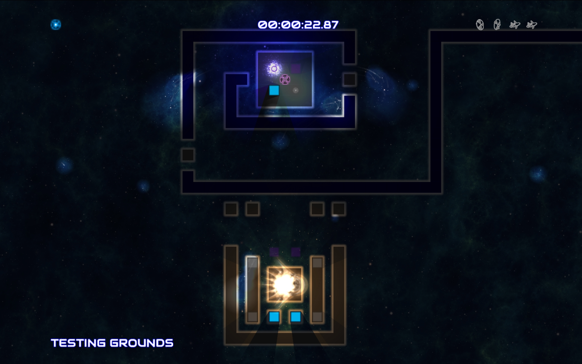 Testing Grounds  Blue