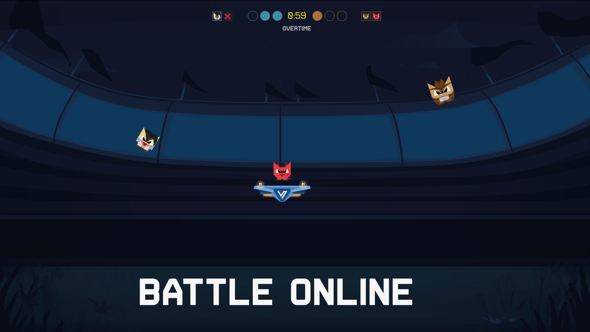 BattleONline Screenshot