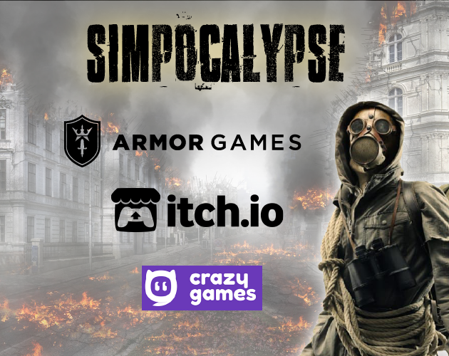 Simpocalypse post-apocalyptic civilization simulator
