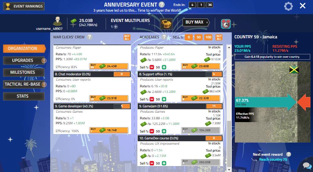 Anniversary Event_gameplay