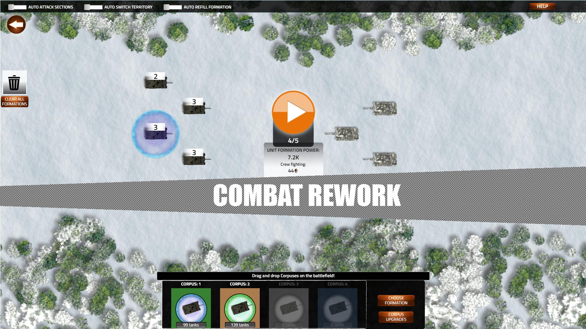 Combat rework v 0 7 01