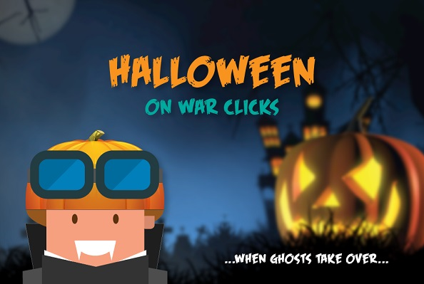 Halloween on War Clicks