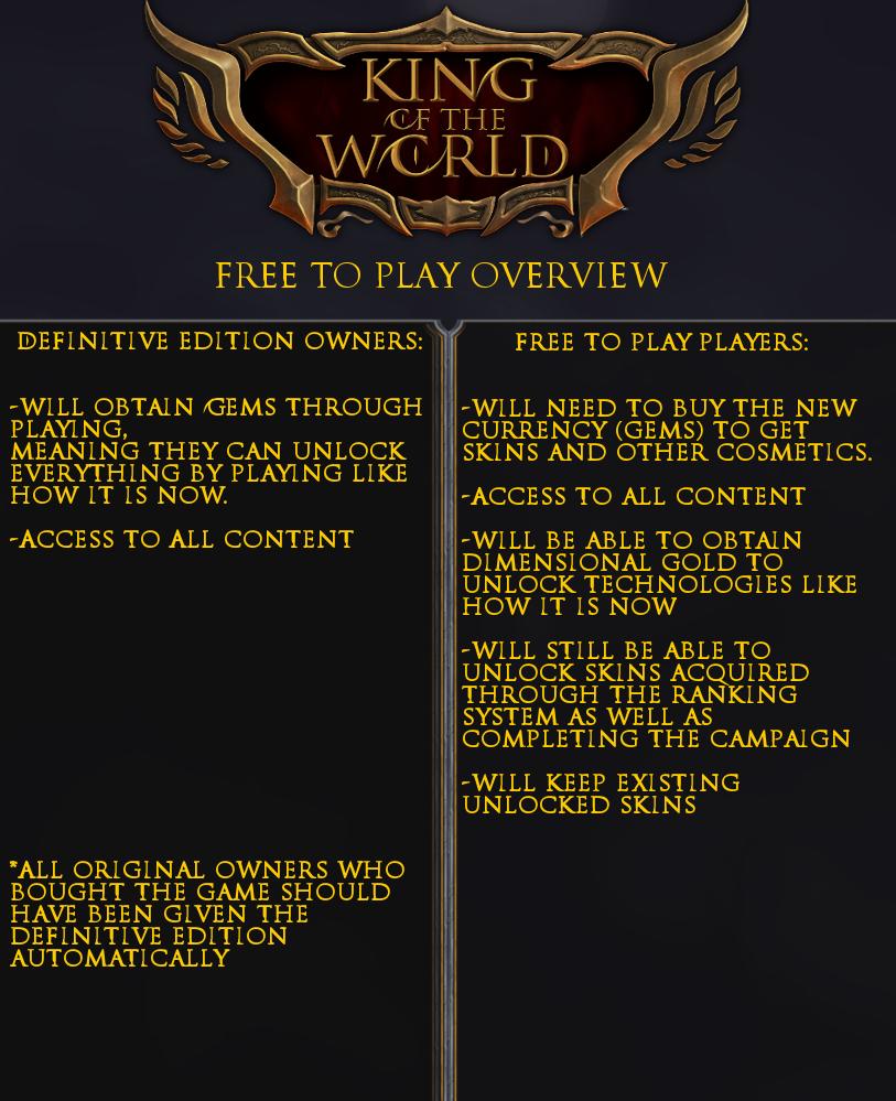 KOTW free to play