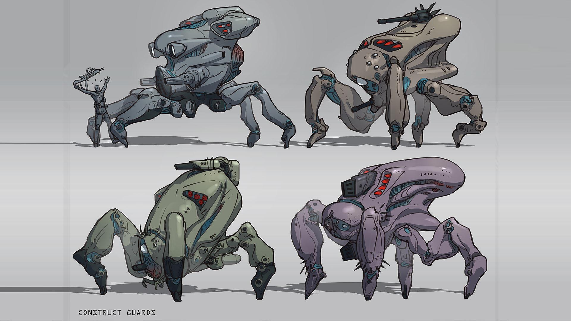 AI guard bot