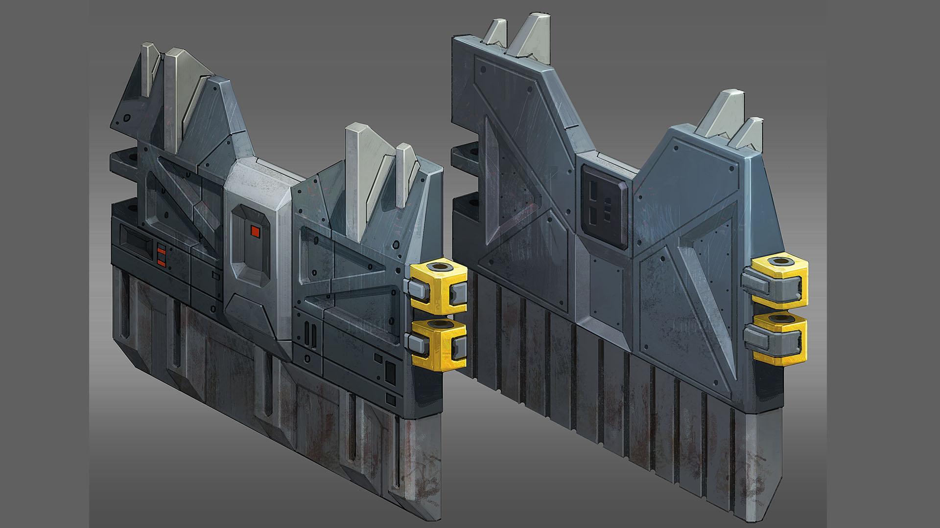 Concrete walls2 1