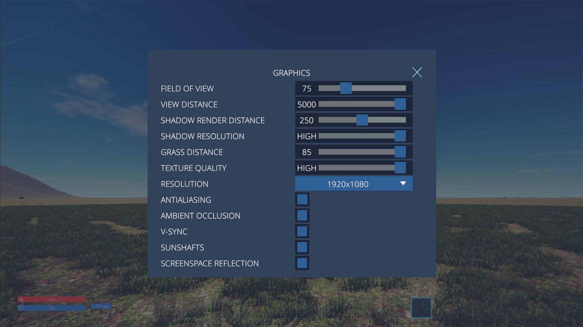 GraphicsScreen