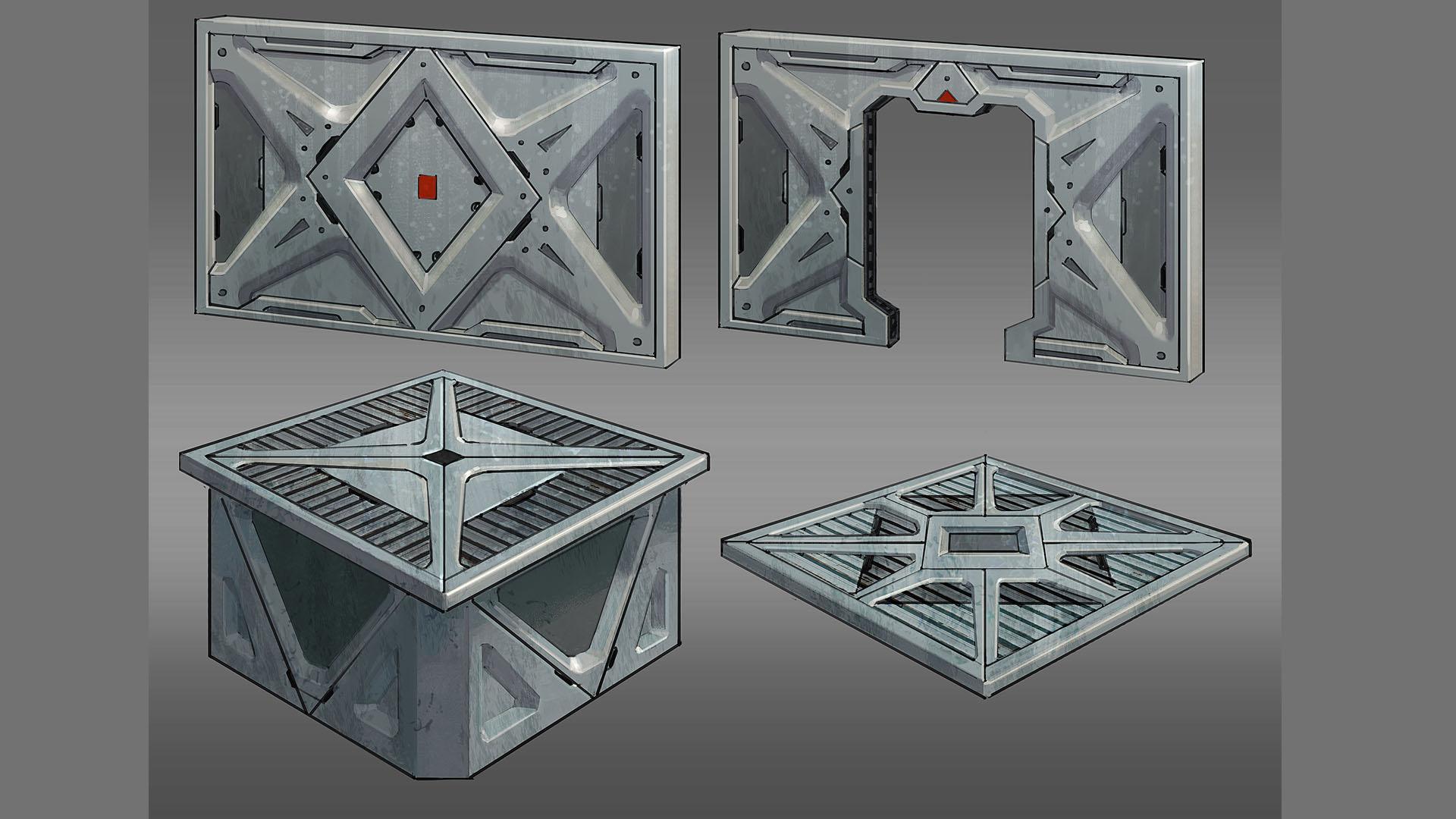 armour blocks