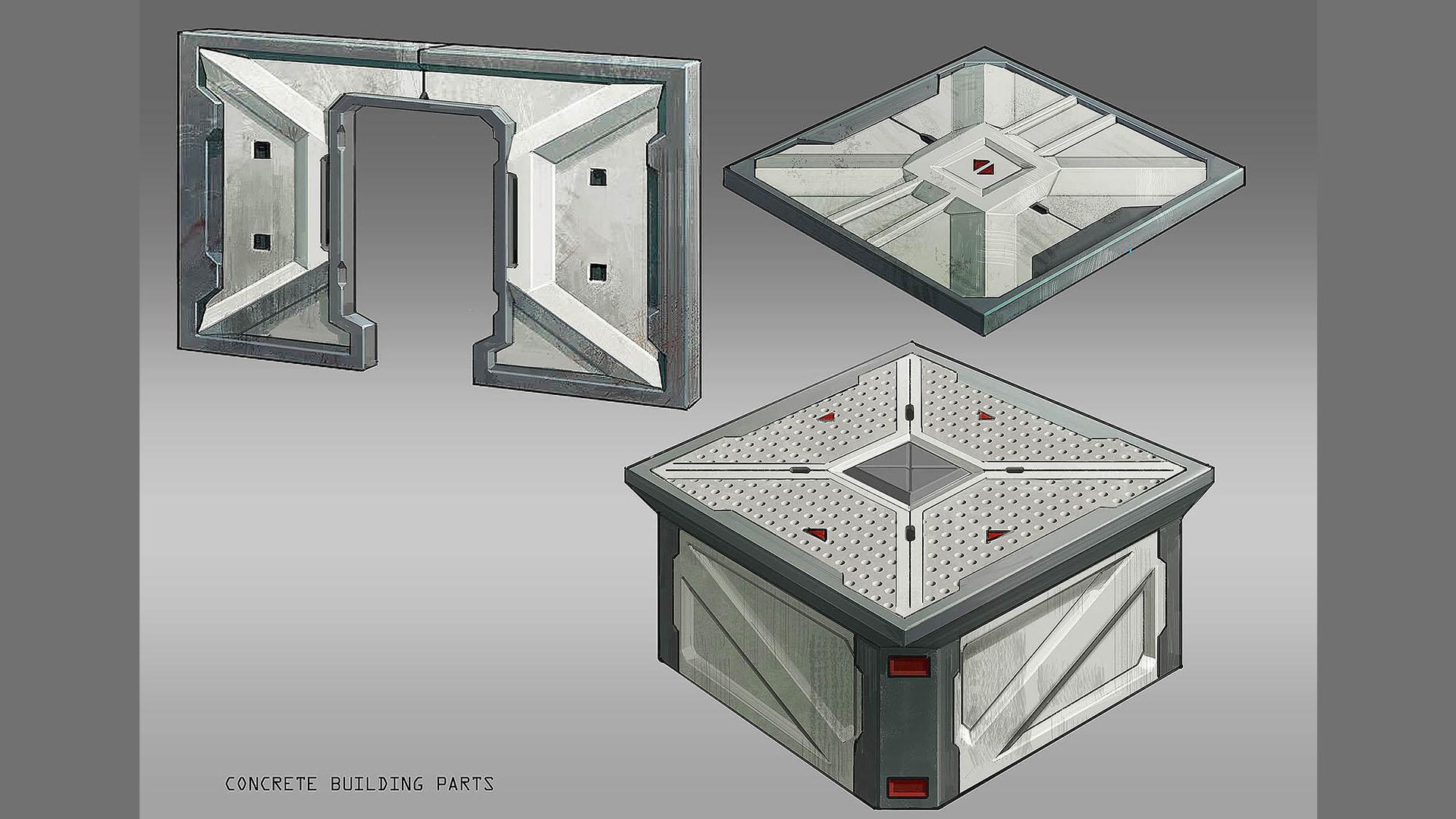 concrete foundation 1