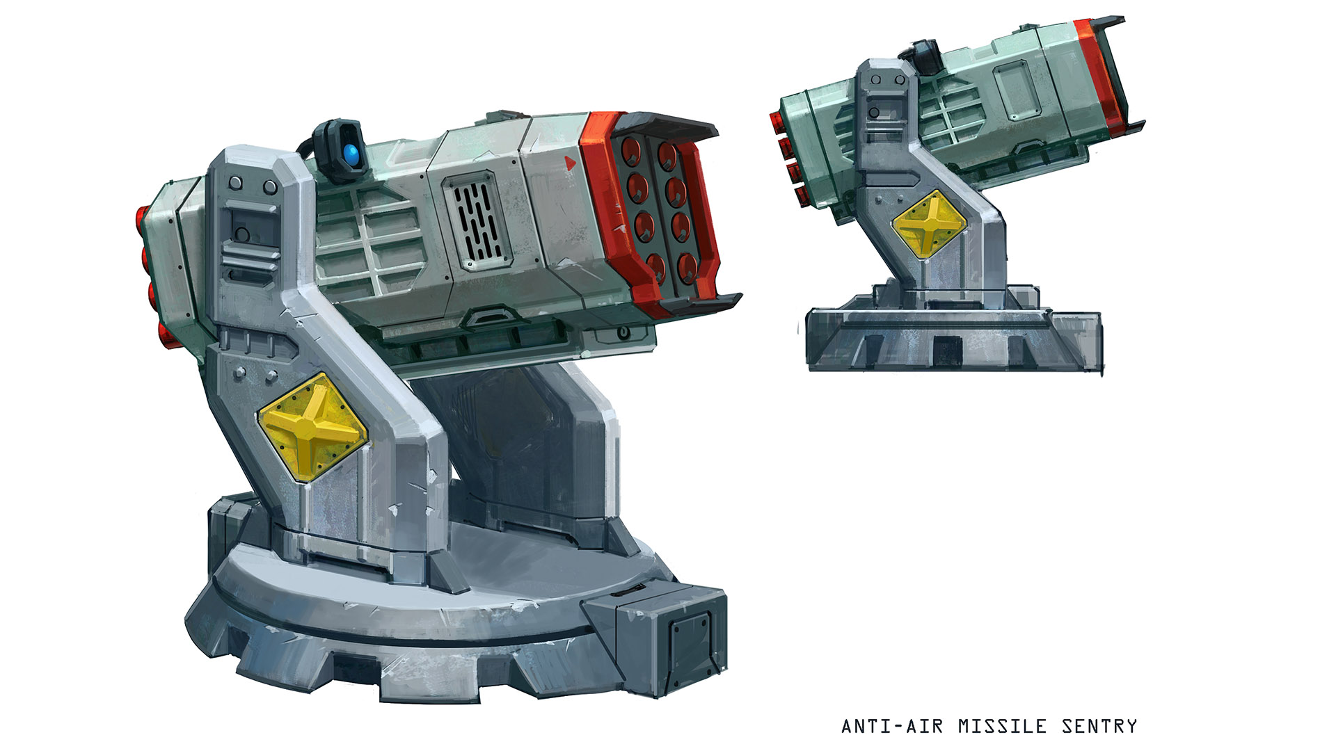 missile launcher 1