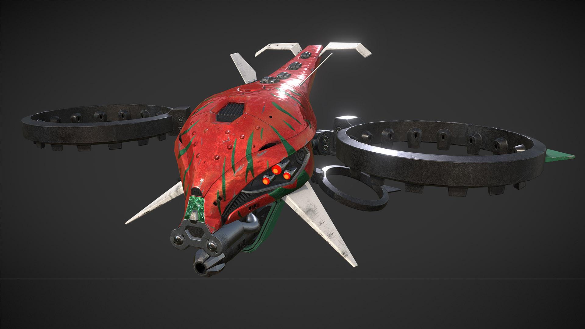 pantropy enemy Drone