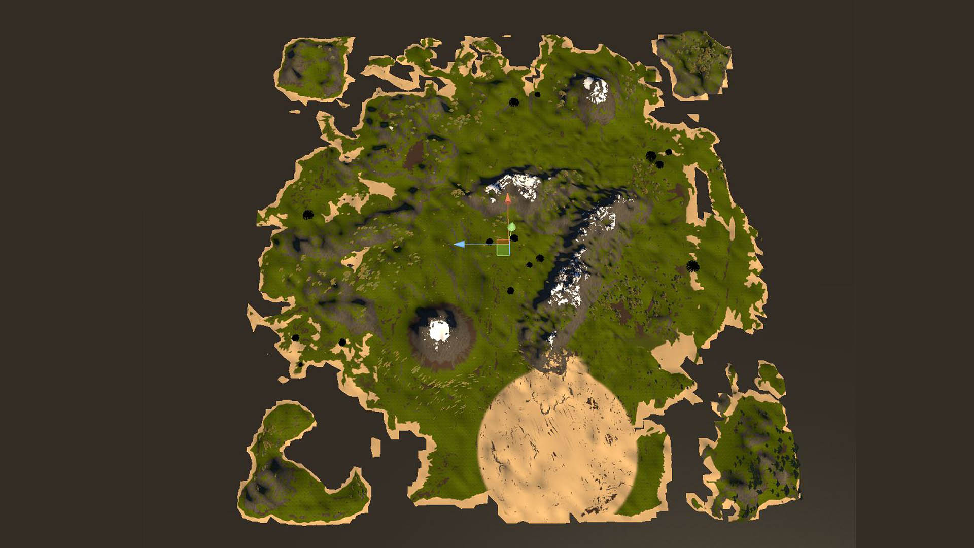 hg ruins of alph how to get to the grass