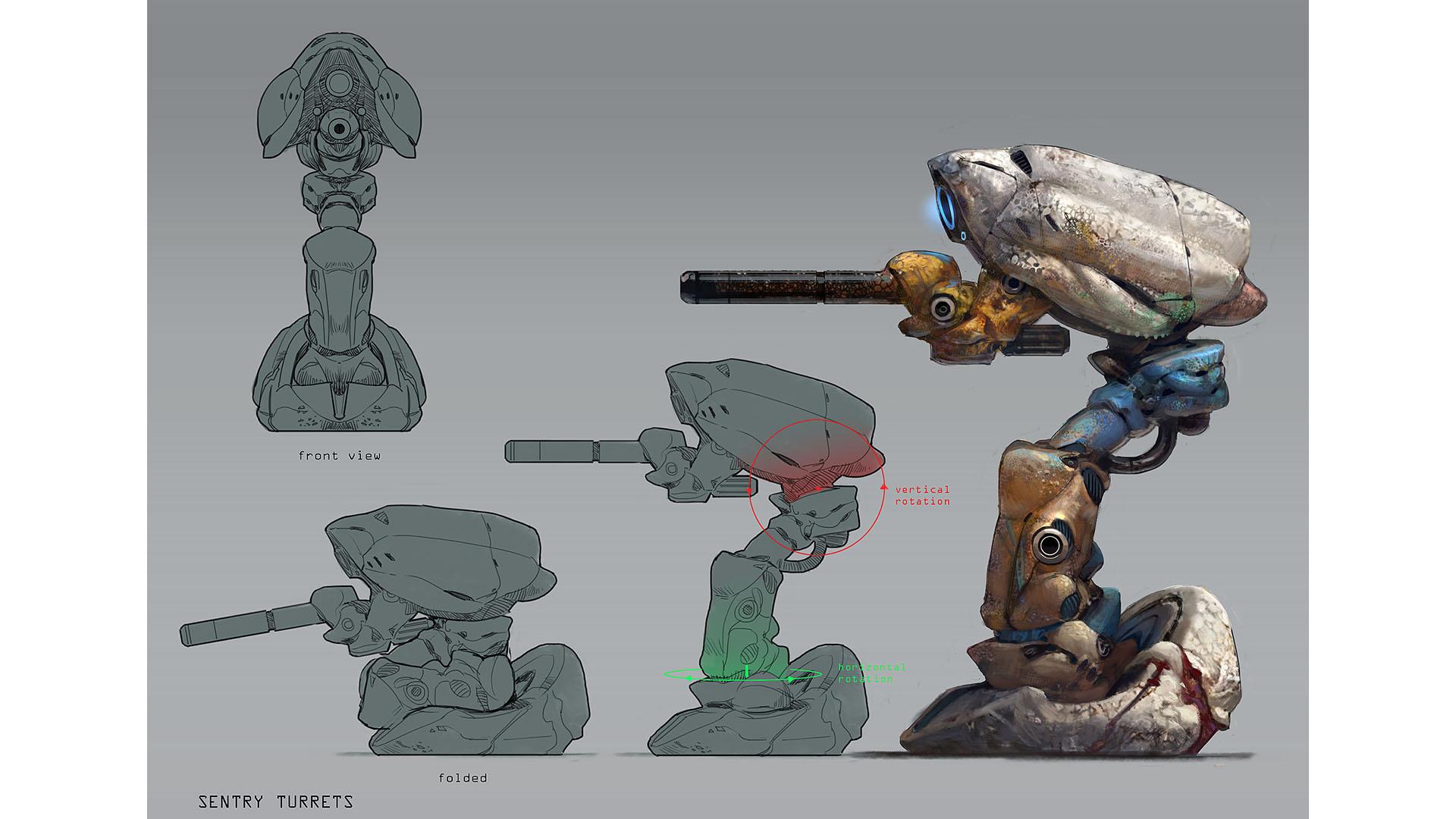 sentry guns final