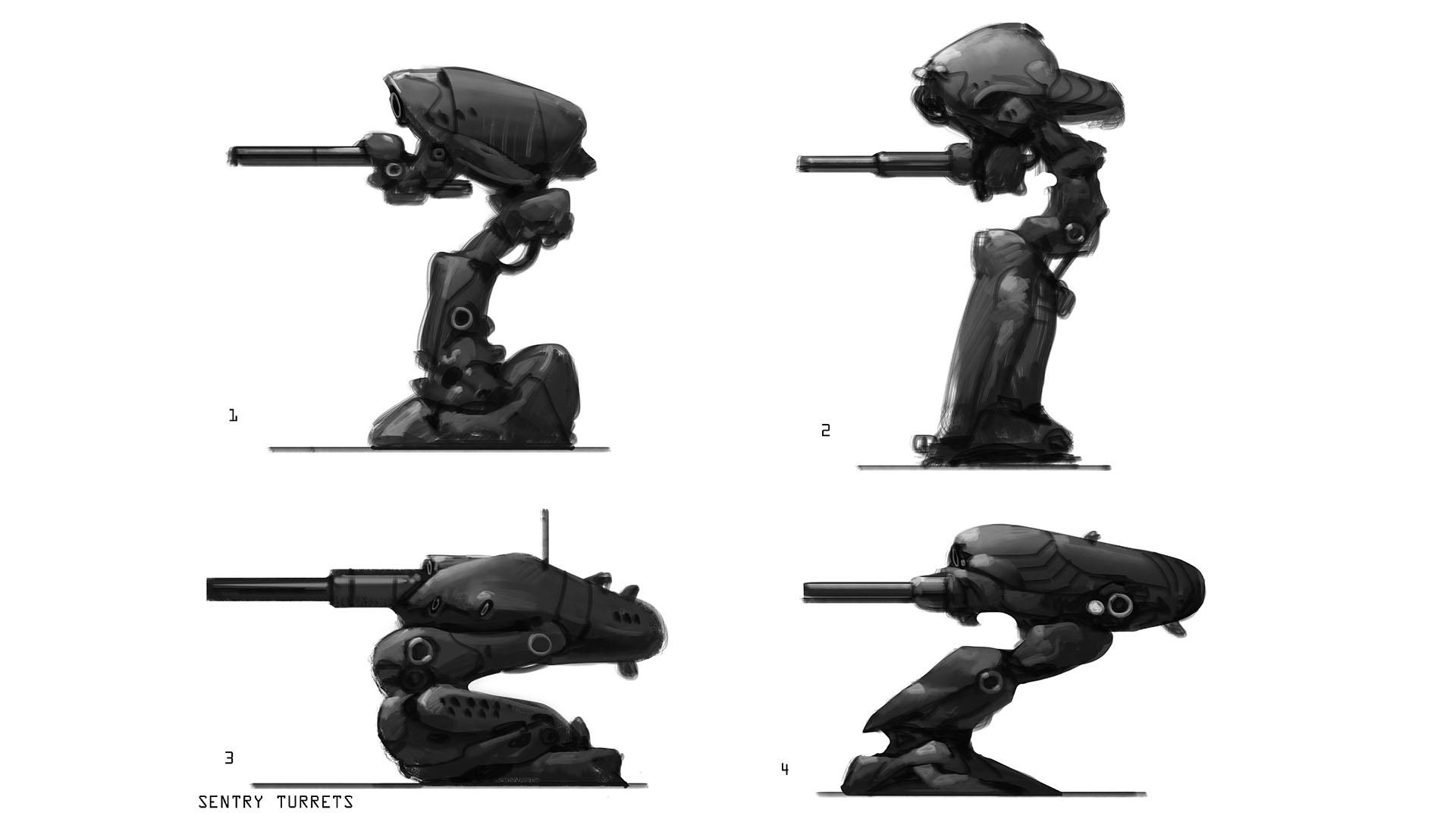 sentry guns 1