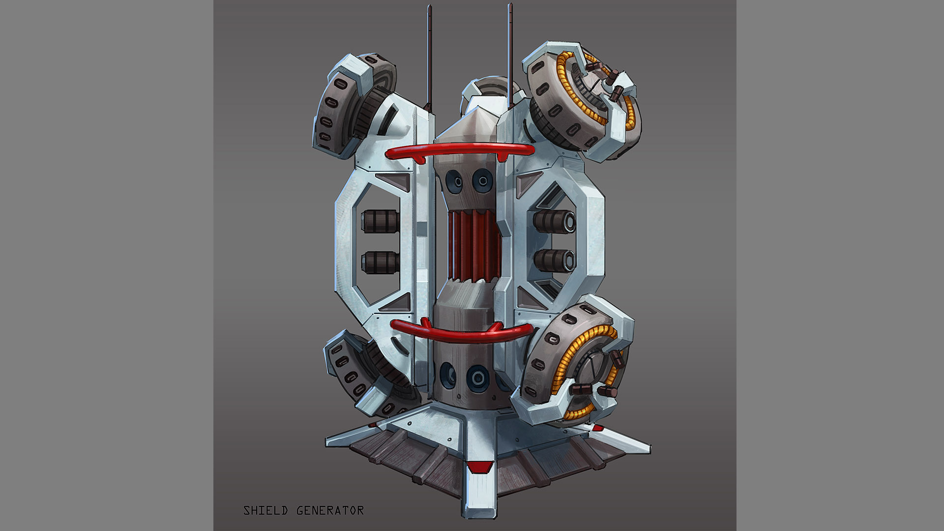 shield generator final