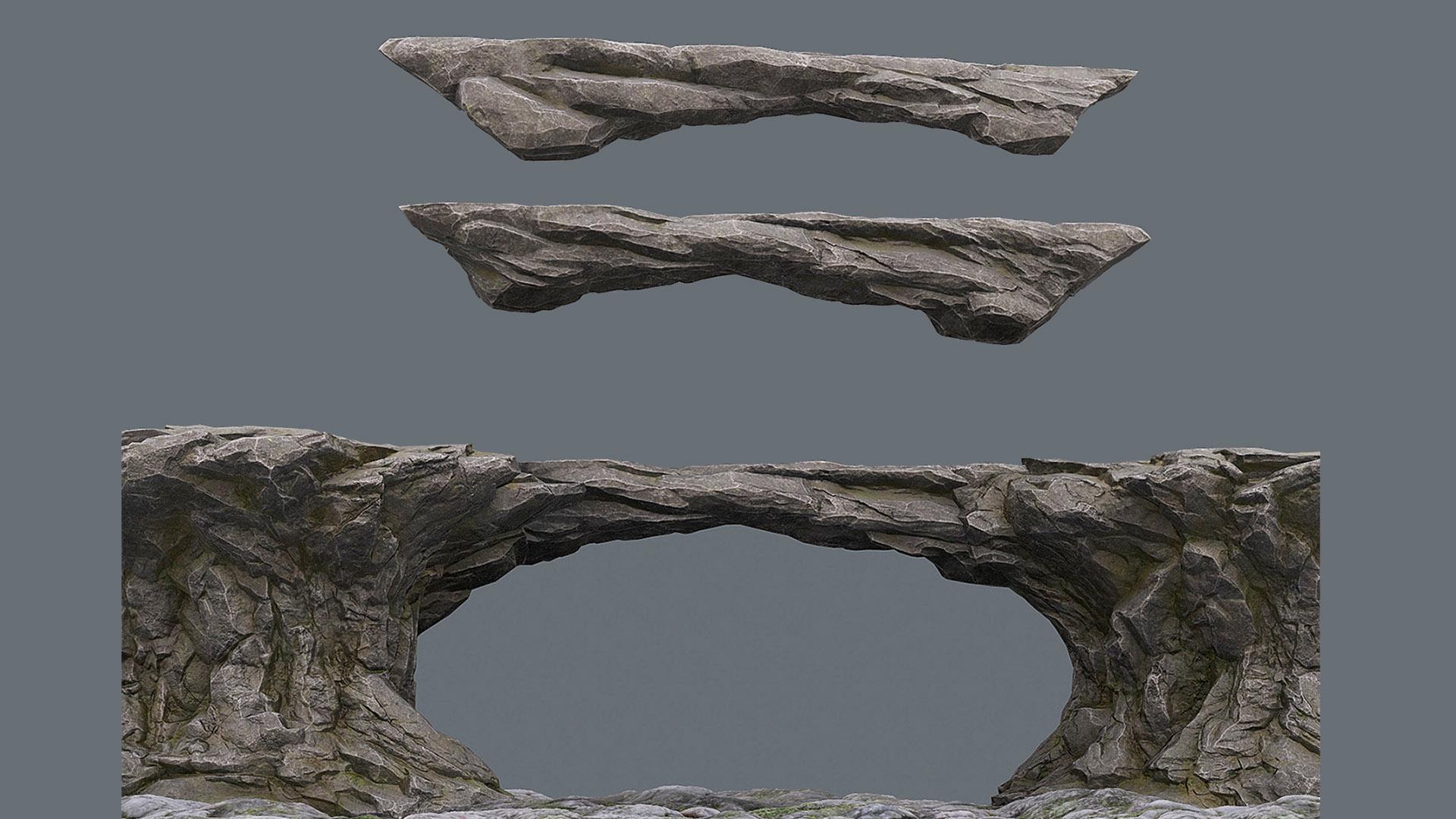 pantropy bridge rock