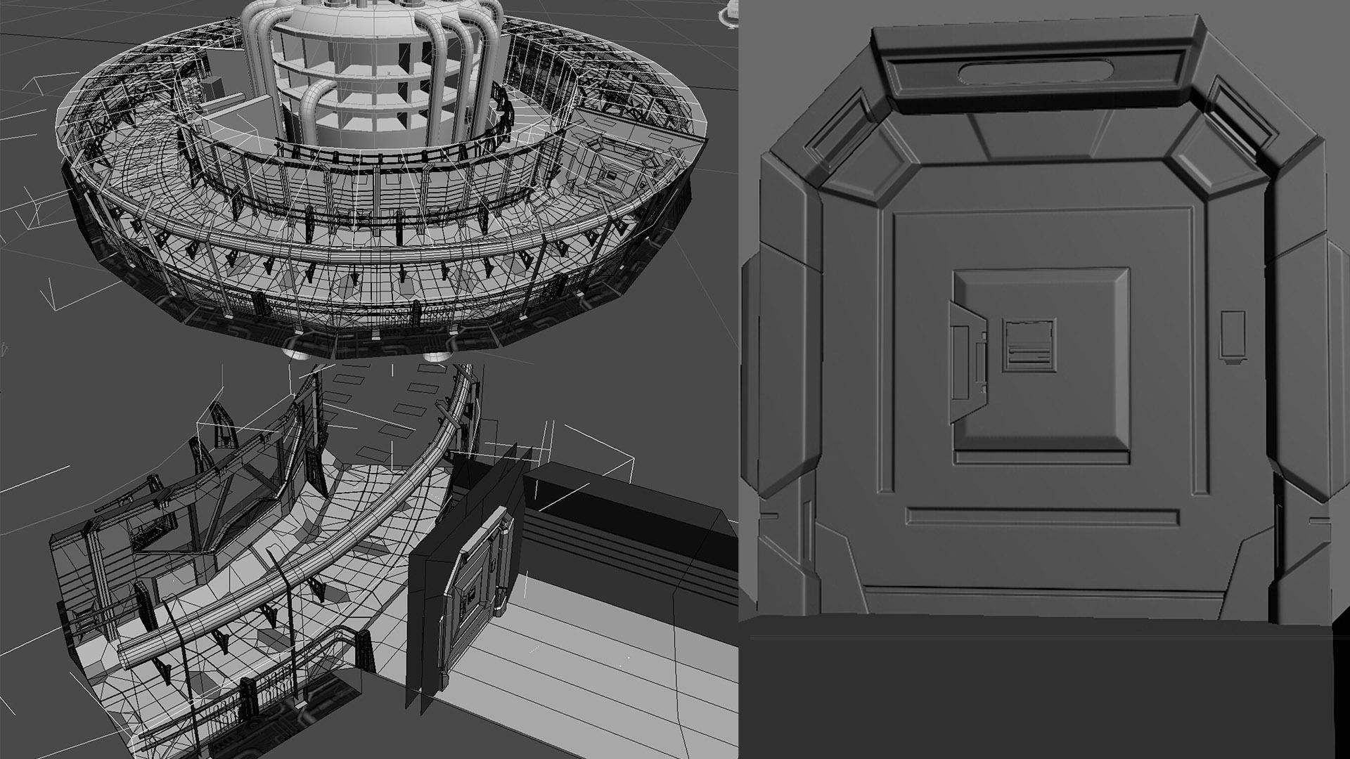 pantropy leveldesign