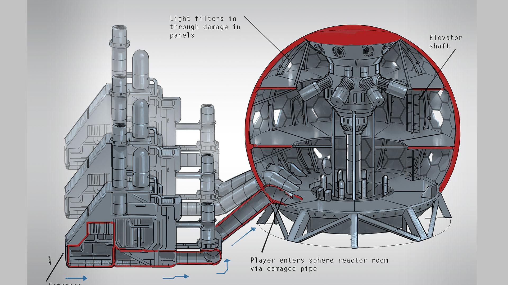 pantropy powerplant interior