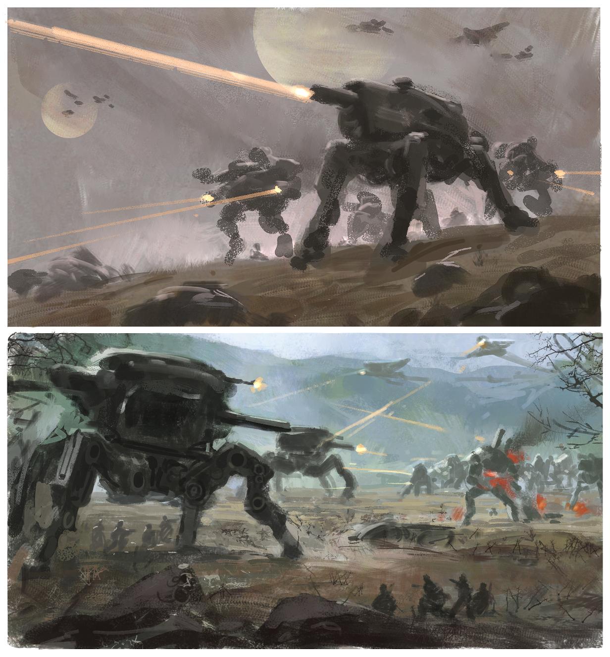 Faction battle