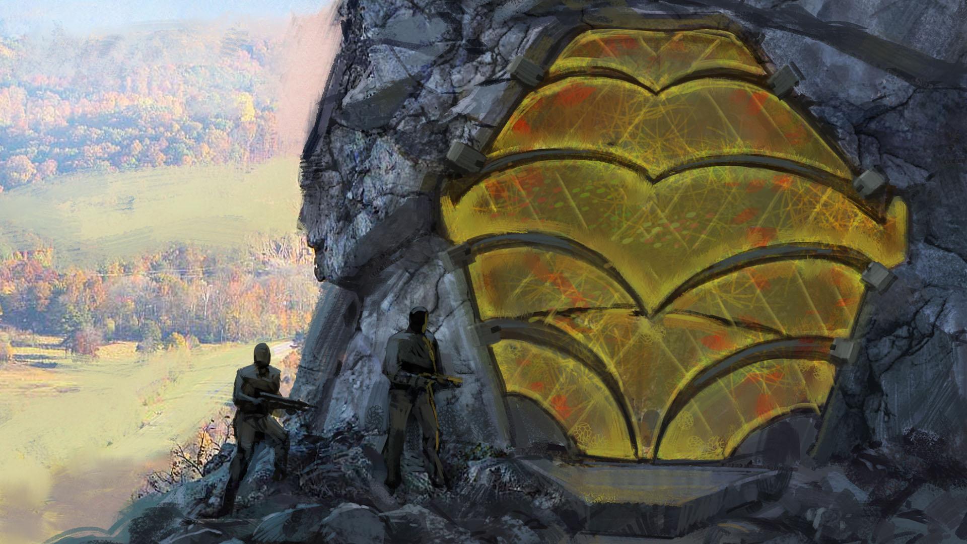 Alien gateway