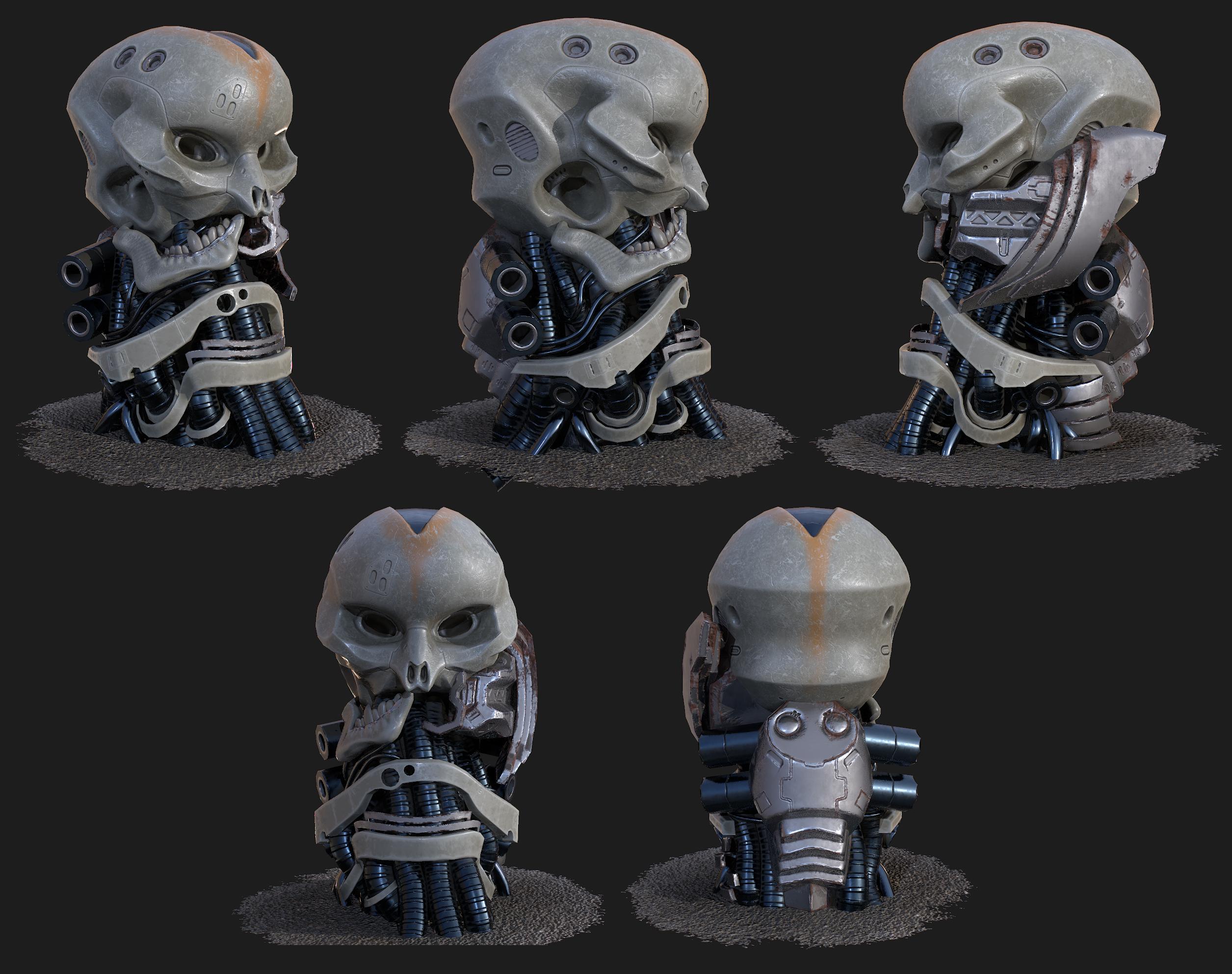 alien generator texture