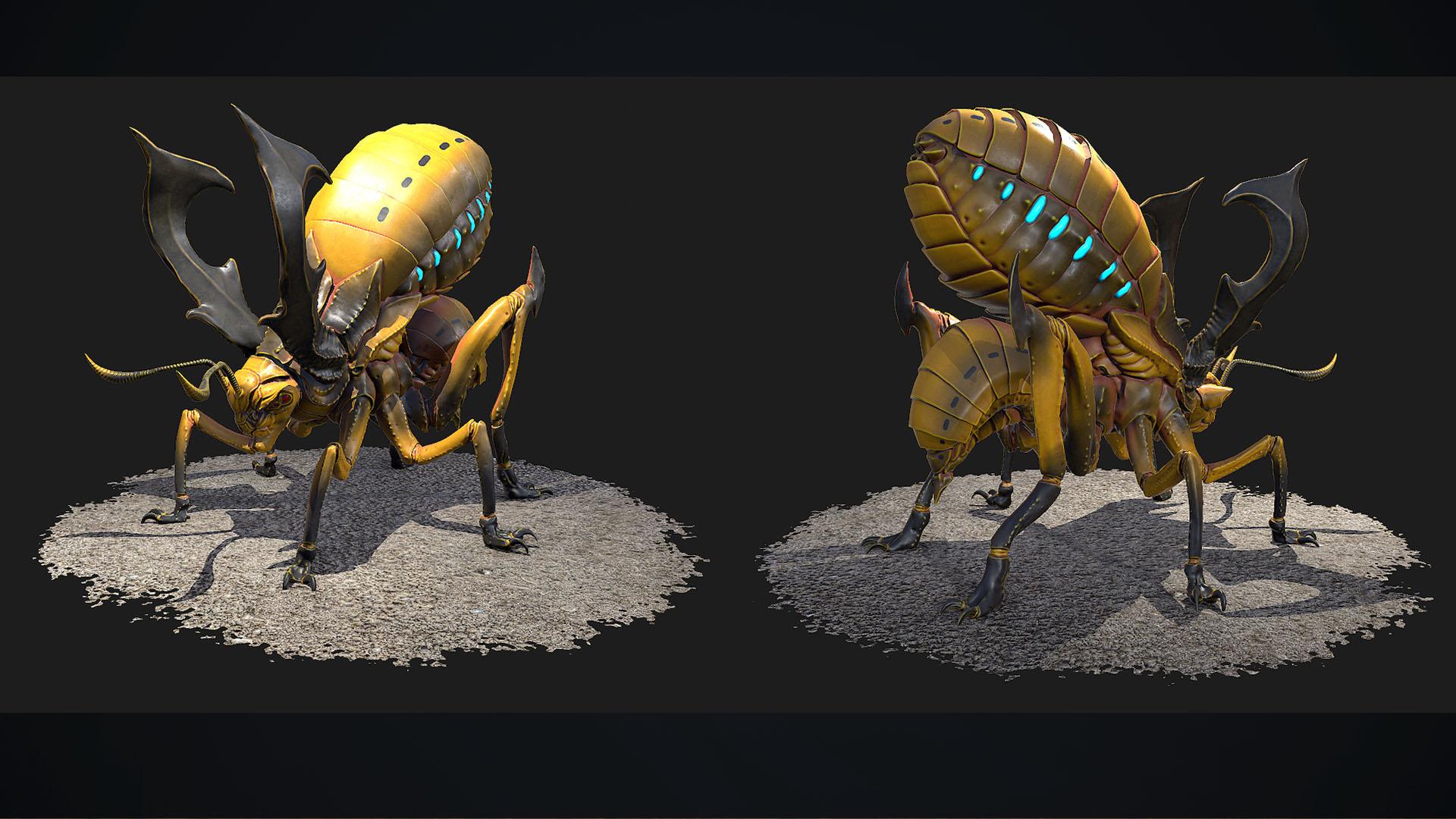 pantropy creature01