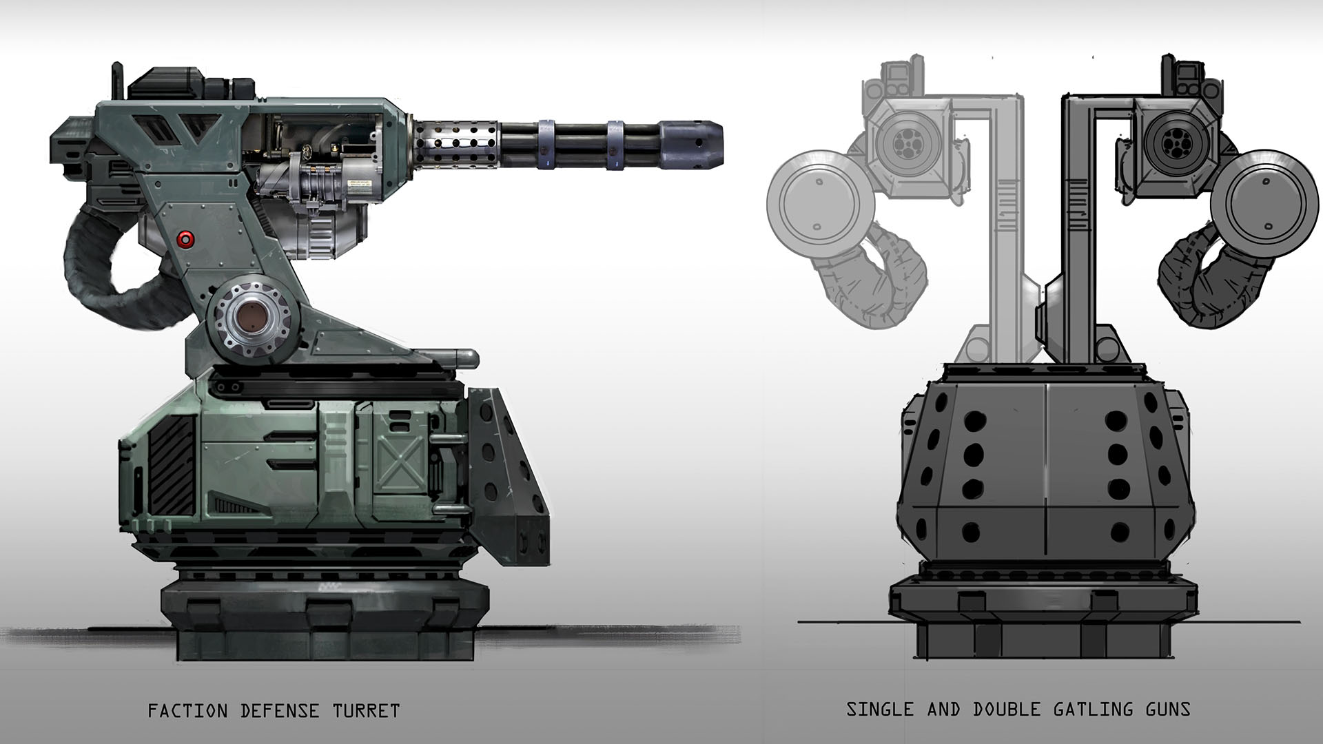 pantropy turret