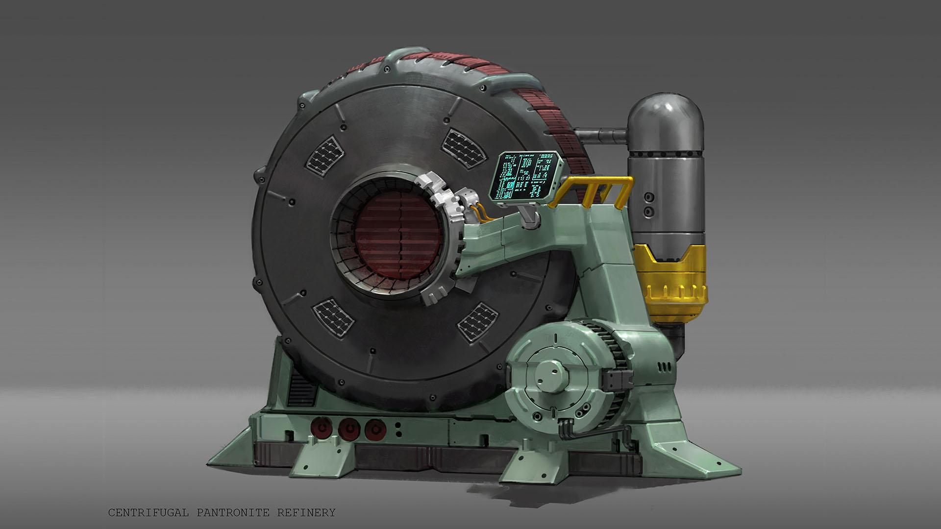pantronite centrifuge f