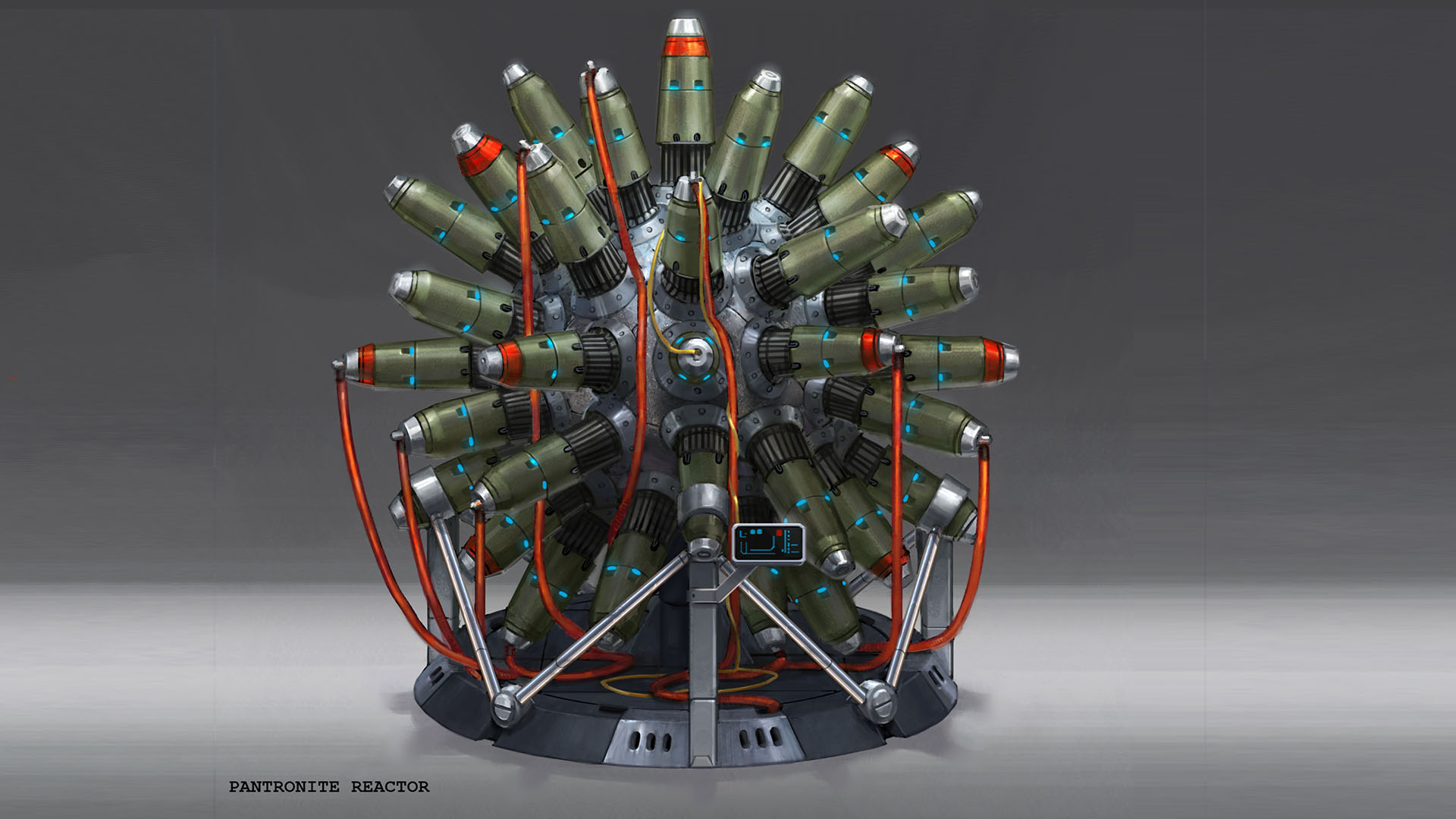 pantronite reactor final