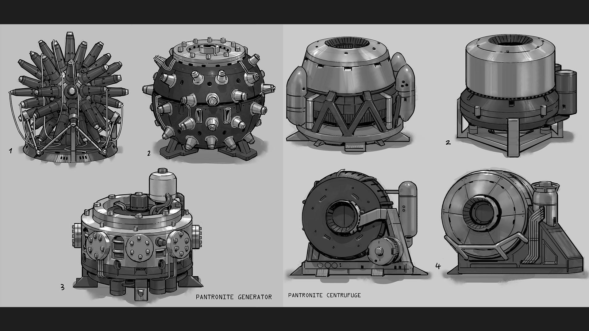 pantropy concept pantronite