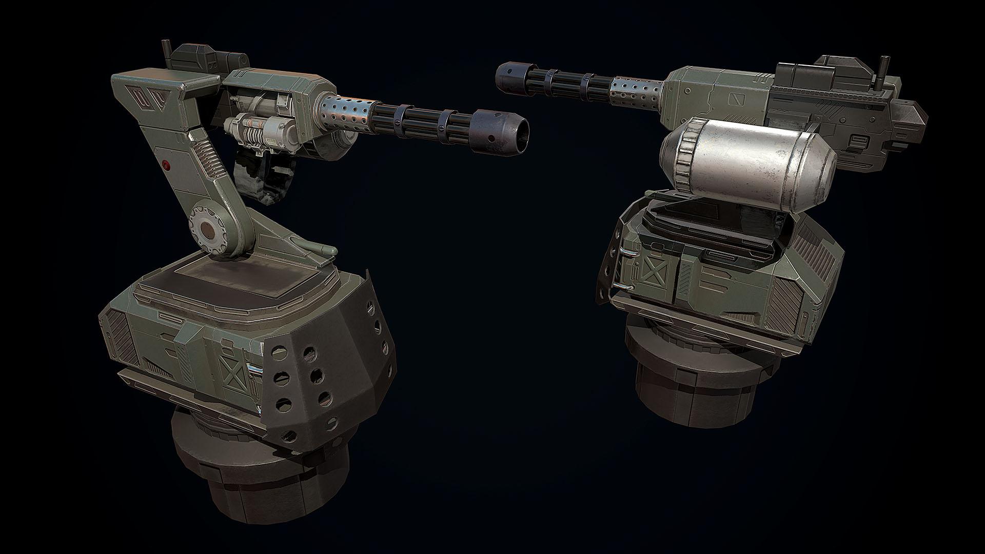 pantropy defense turret