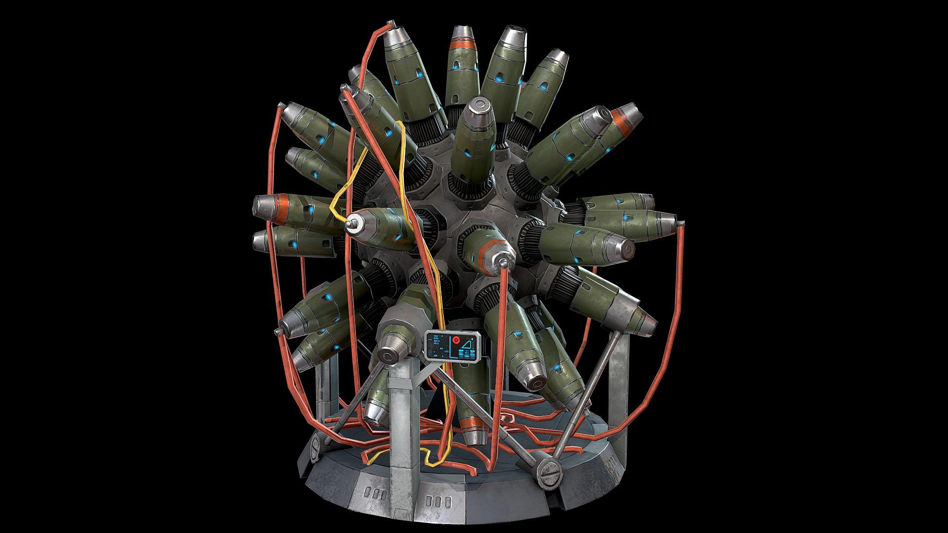 pantronite generator