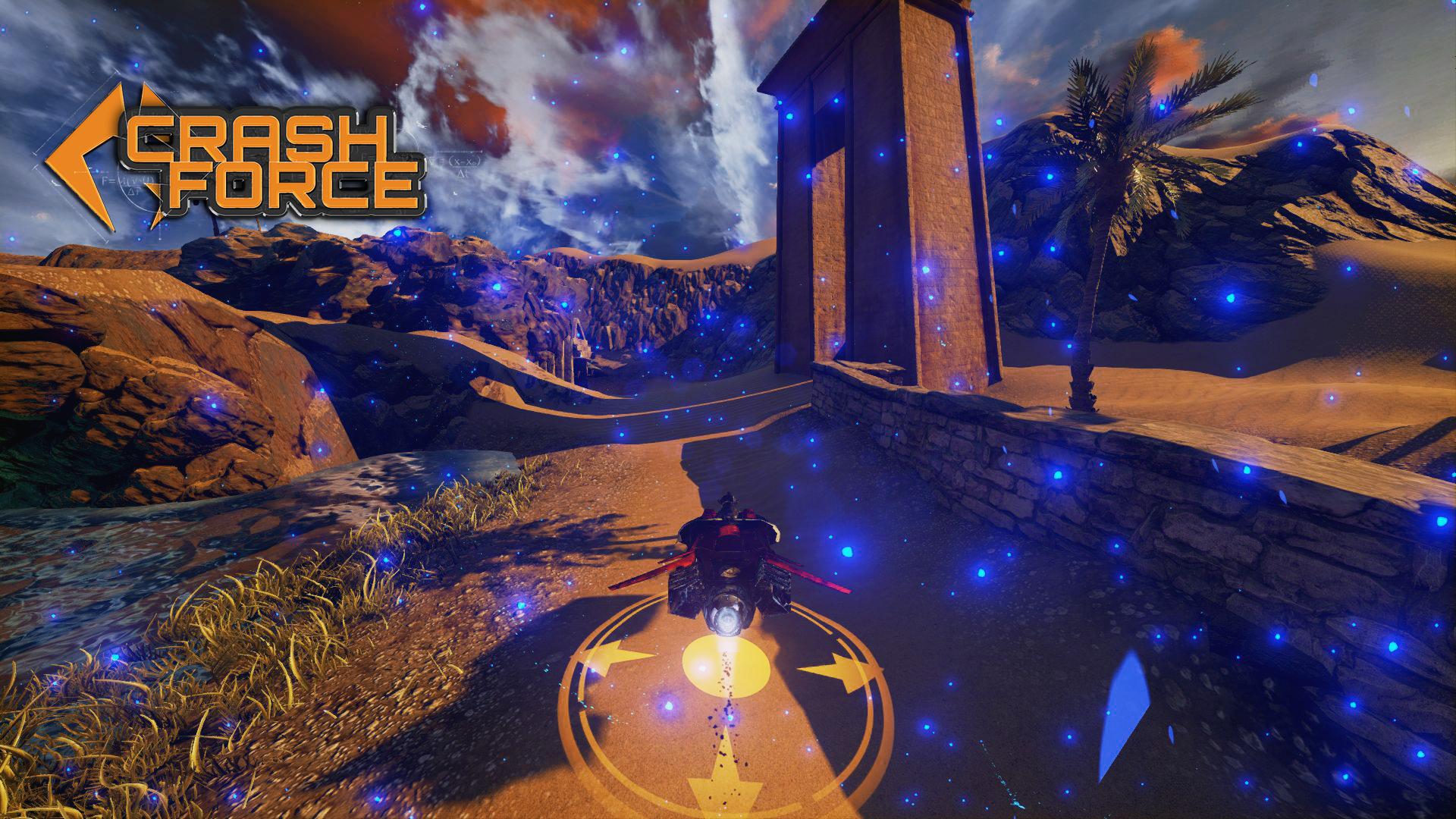 Crash Force - Aquila Rapax Default Skin