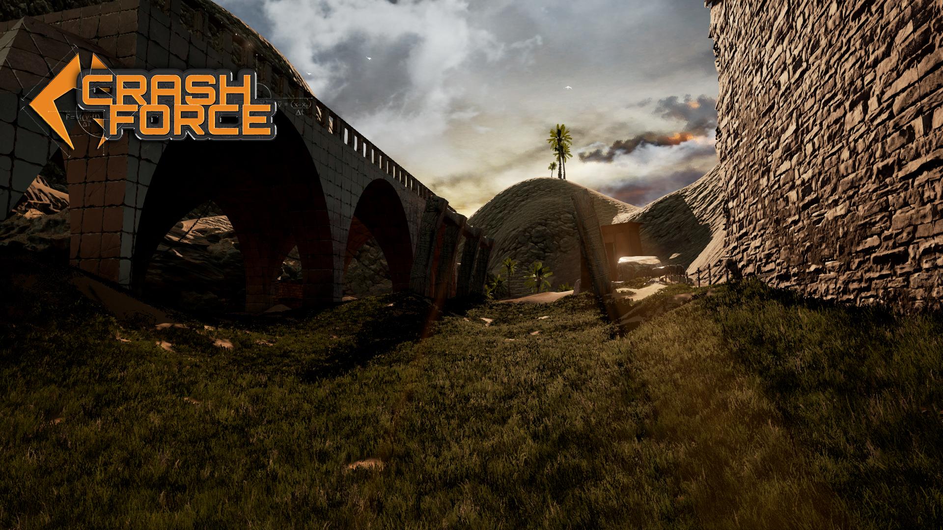 Crash Force - Aquila Plains