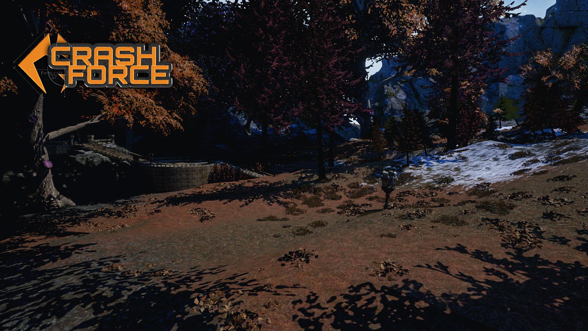 Crash Force - Cicuma Forest