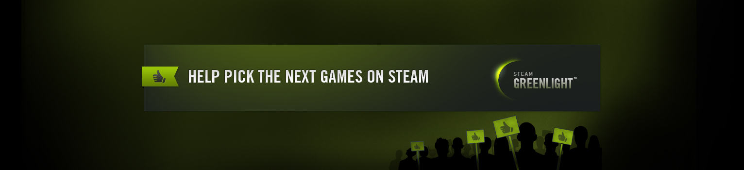 Greenlight backgrounds