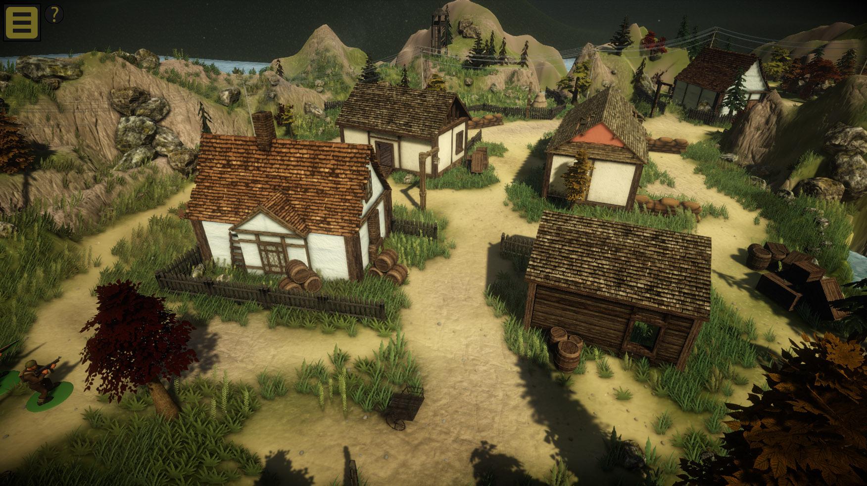 BrokenLines level screenshot 201