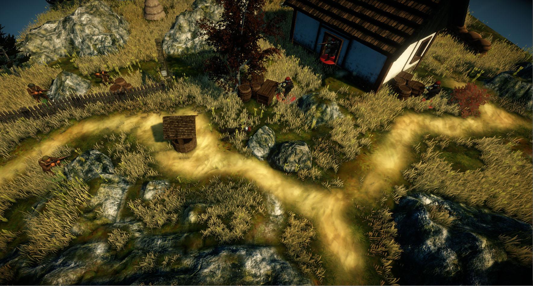 7BrokenLines level screenshot 20