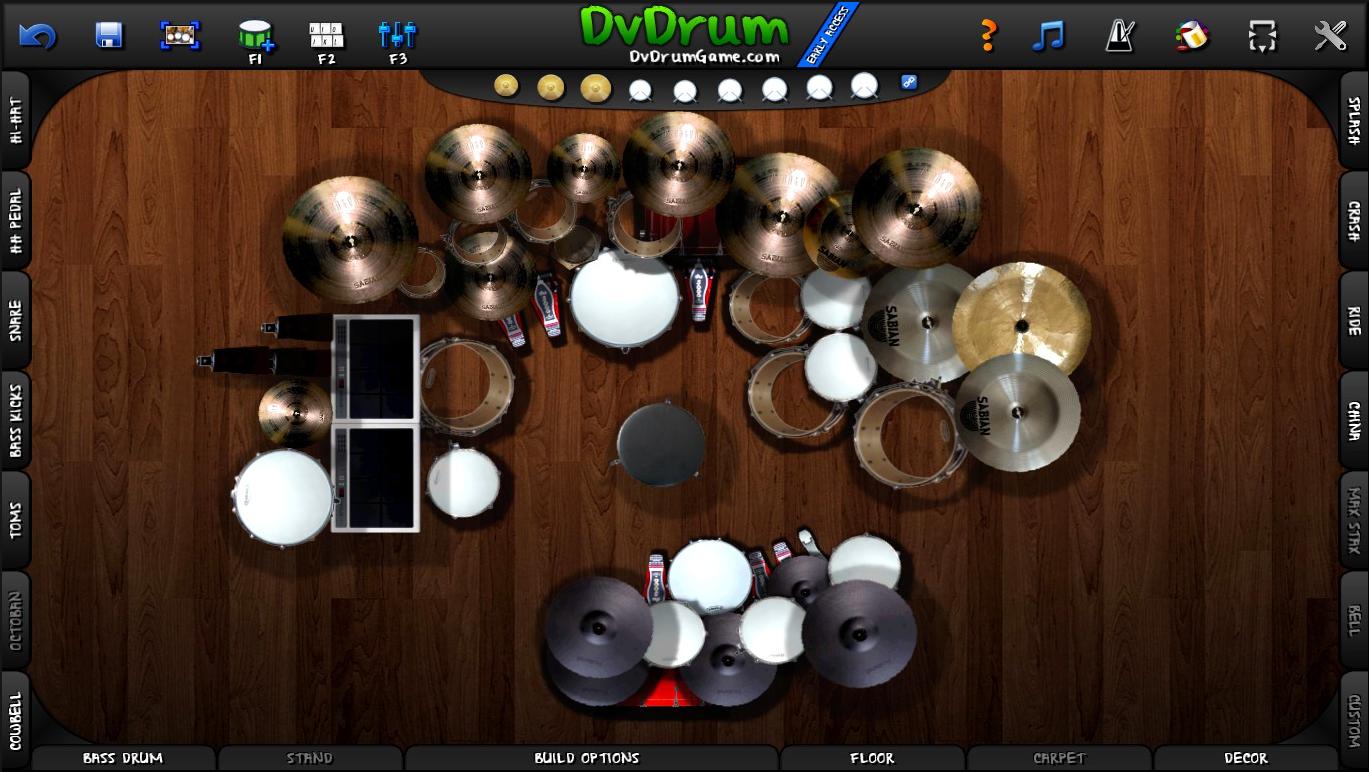 Big Drumkit