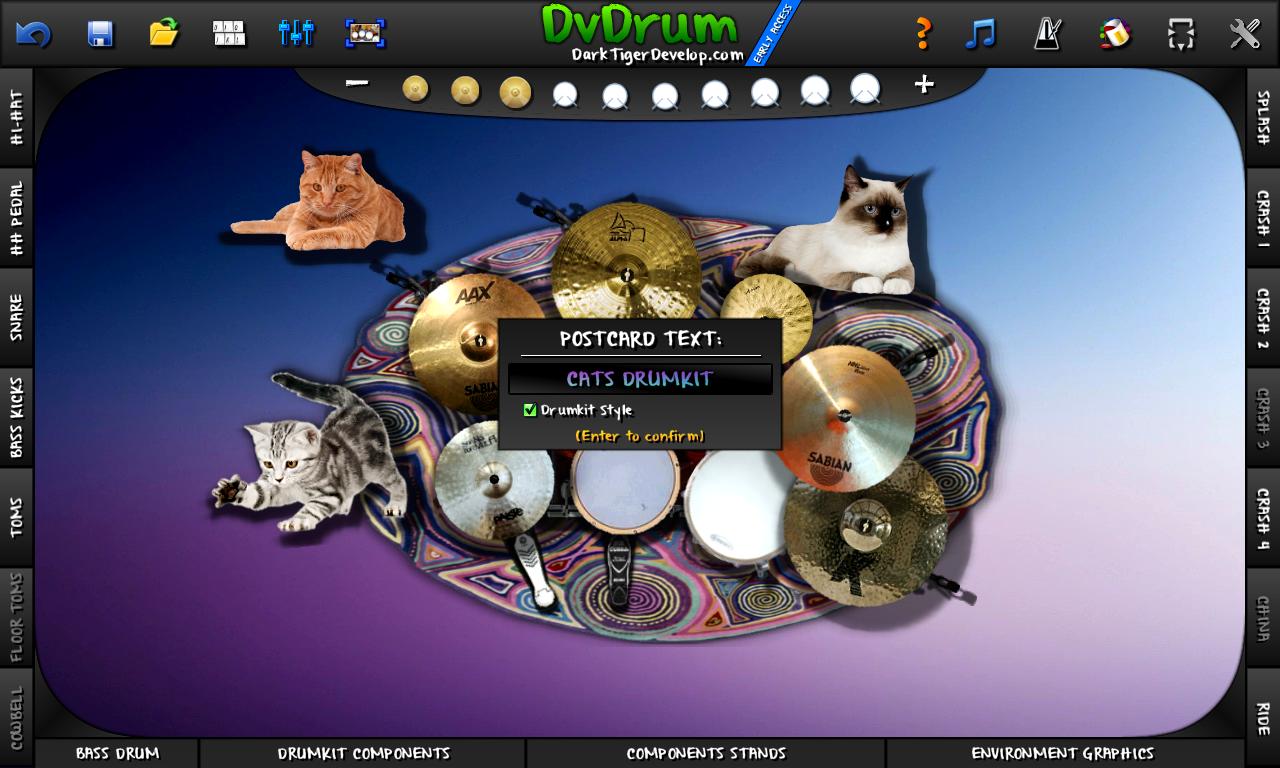 Cats Drumkit 2016 7 11 16 36 52