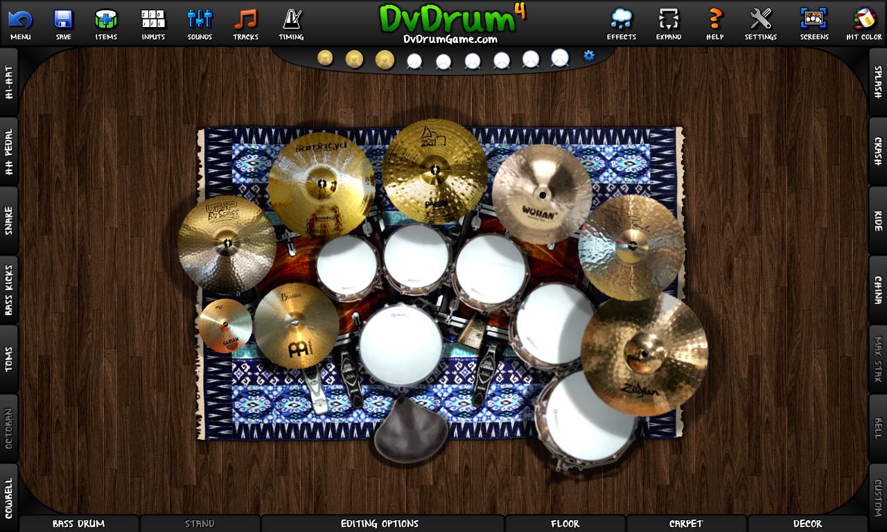 Drumkit 1