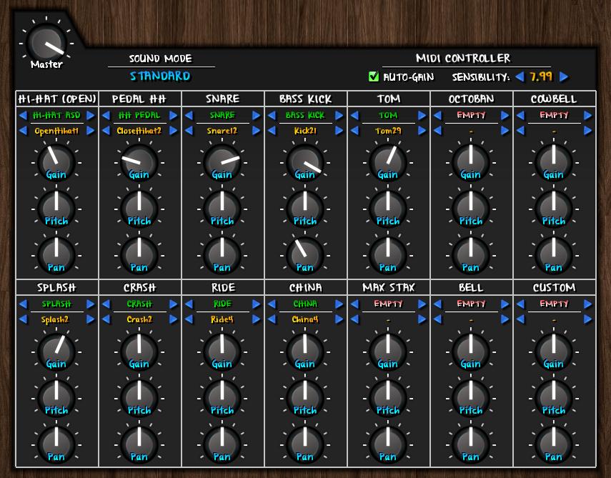 Revamped Mixer
