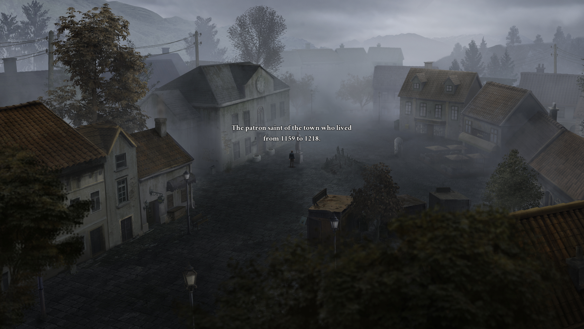 Saint Kotar: The Yellow Mask Screenshot