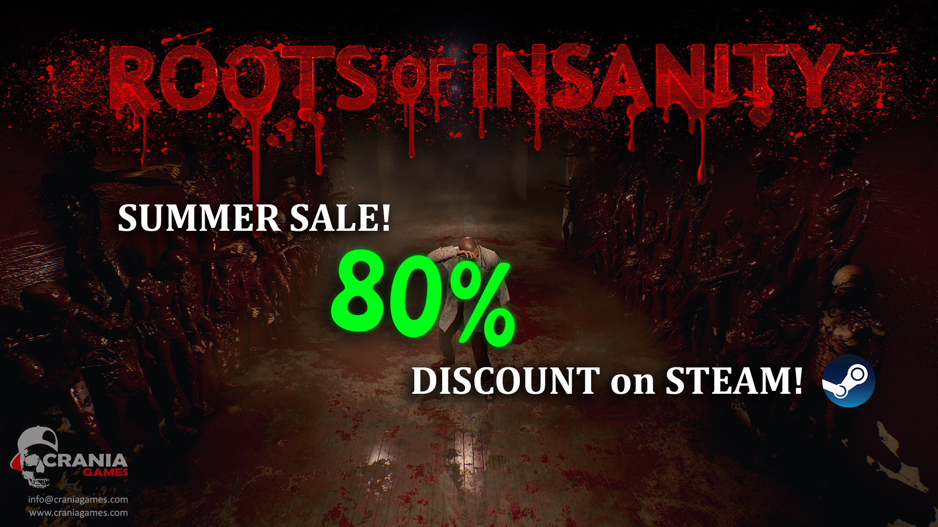 Save � for 'Roots of Insanity'!