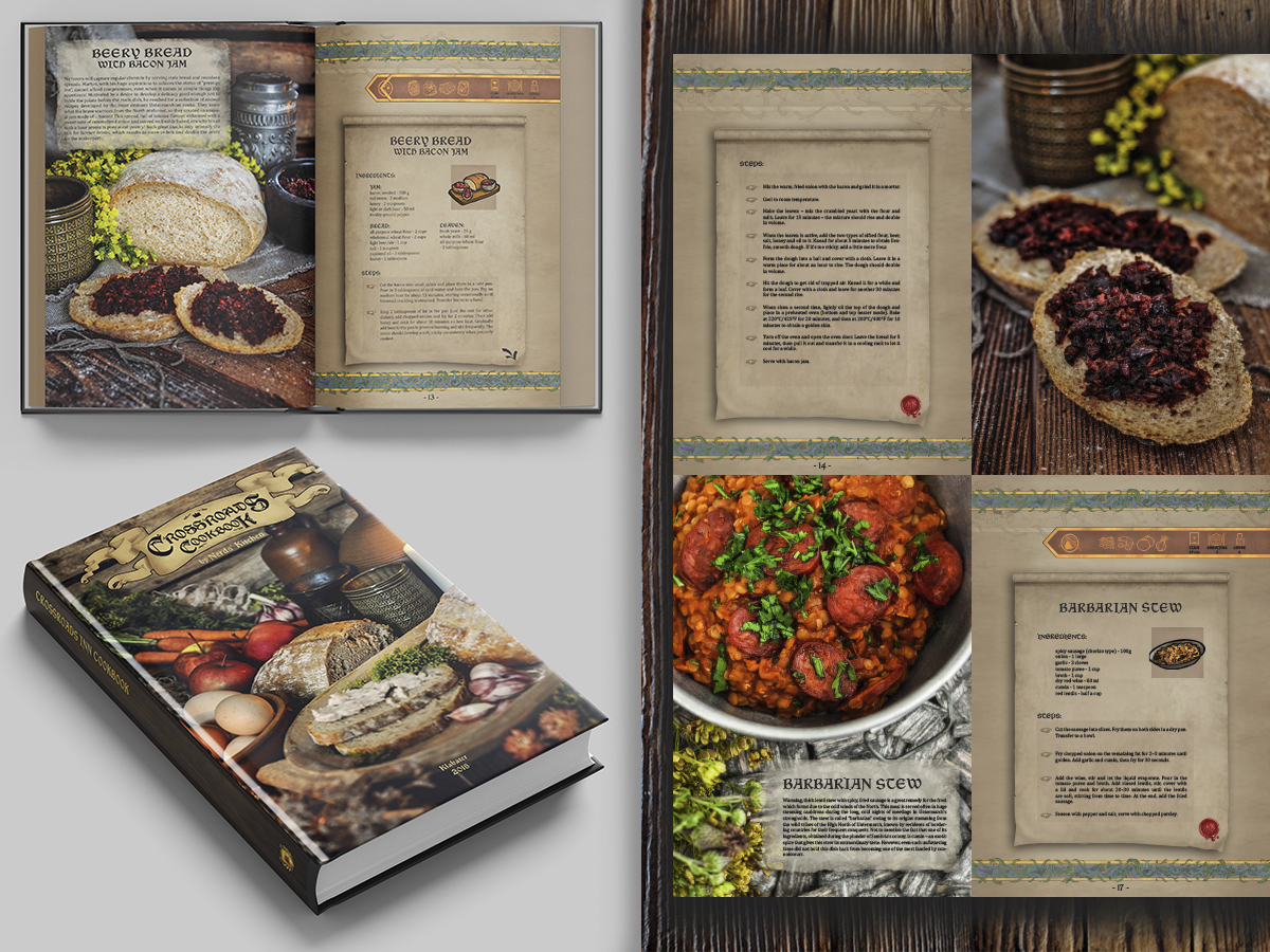 CINN Kickstarter Cookbook MockUp