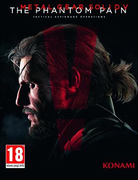 Metal Gear Solid V The Phantom P